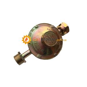 """Фото - Газовый редуктор пропановый регулируемый с выходом под резьбу 1/2"""","""