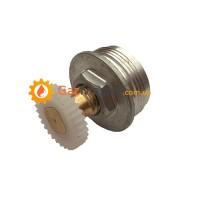 Шестерня ручки регулировки клапана EUROSIT 630