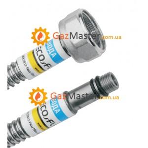 """Фото - ECO-FLEX Шланг для смесителя 40 см М10-1/2"""" В,"""