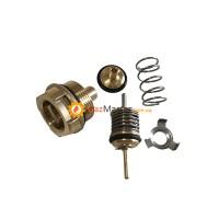 Ремкоплект трехходового клапана системы Fugas (втулка, шток, клапан переключающий)