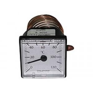 Фото - Термометр квадратный 45х45 IMIT