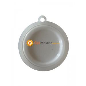 Фото - Мембрана силиконовая 54 мм для китайских газовых колонок (ОРИГИНАЛ ),