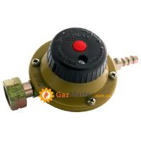 Пропановый регулируемый редуктор для бытового газового баллона OZKAN