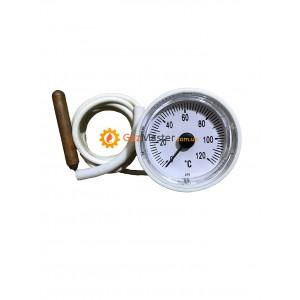 Фото - Термометр круглый d=40mm,