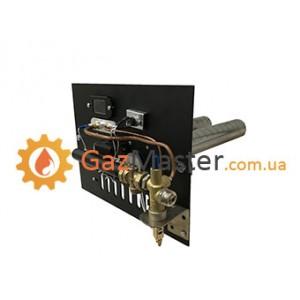 Фото - Газогорелочное устройство УГОП-16 с микрофакельными горелками и электромагнитным клапаном,